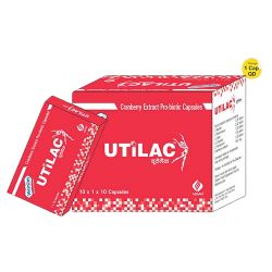 Utilac - UTI treatment in India