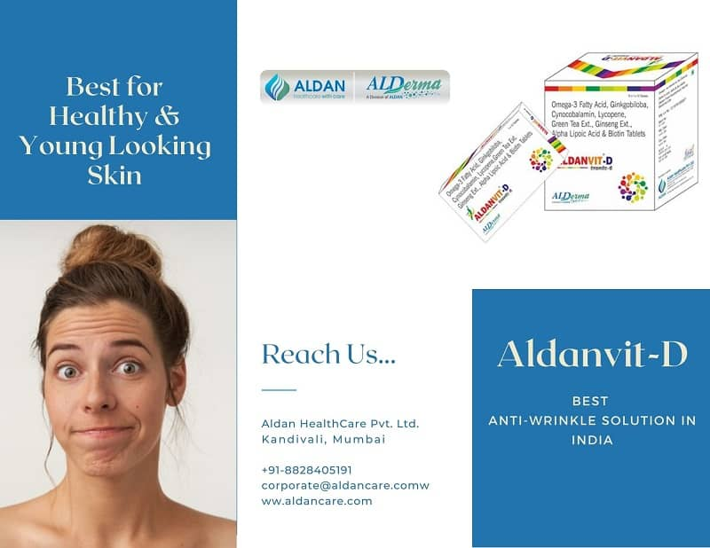 Best Anti Wrinkle Solution in India